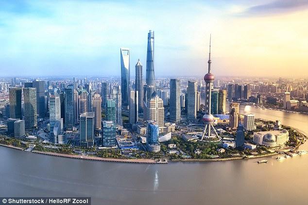 Cheap Flights From Beijing To Shanghai China 184rt