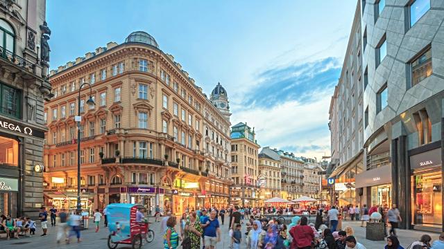 Cheap Flights From Chicago Usa To Vienna Austria 530rt