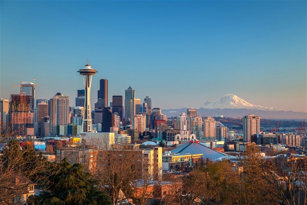 Cheap Flights To Seattle  From Los Angeles $130