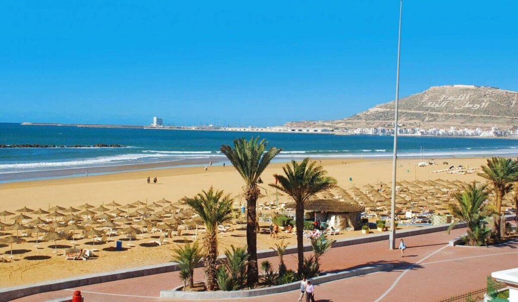 Cheap Flights To Agadir Morocco From Paris France 136Euro