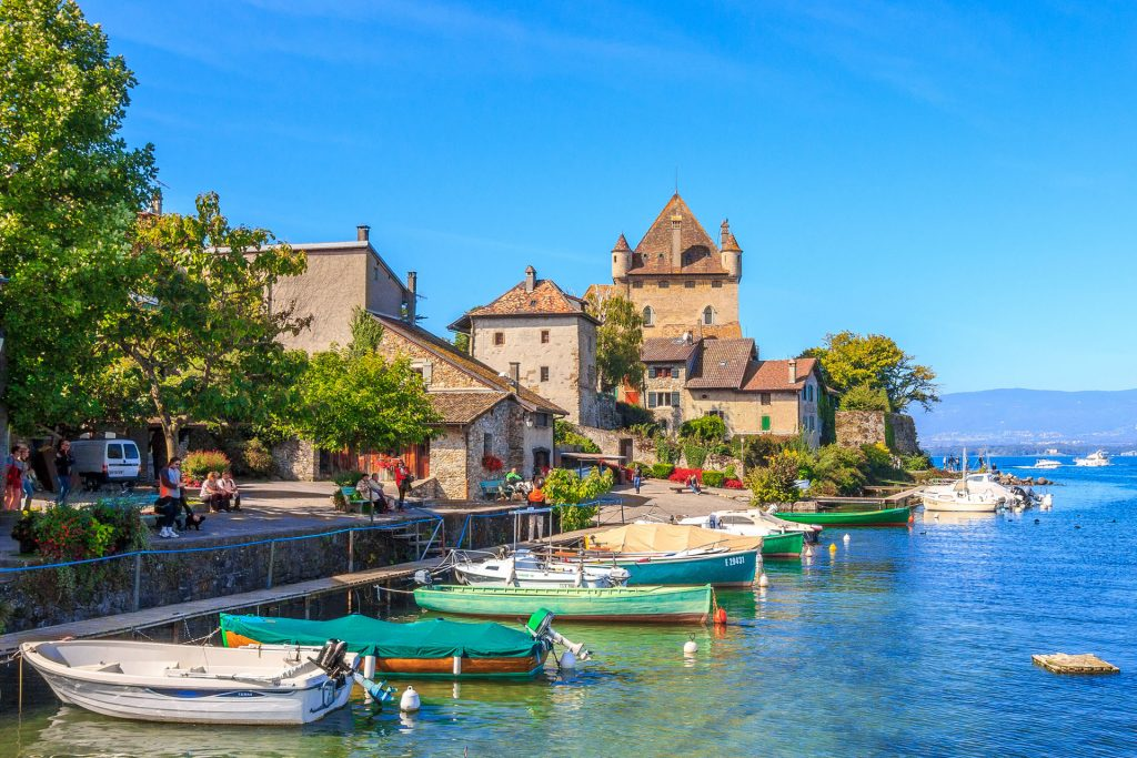 Cheap Flights To Geneva Switzerland From Los Angeles $437