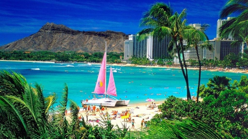 Cheap Flights To Honolulu Hawaii From Manila Philippines $814