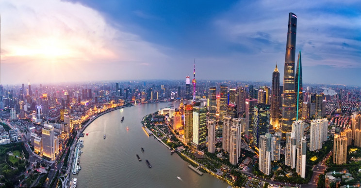 Cheap Flights To Shanghai China From Vancouver Canada $C413