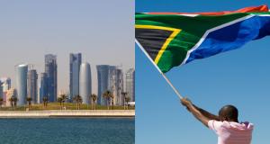 2 IN 1 TRIP: Washington DC to Doha, Qatar & Johannesburg, South Africa for only $349 one-way