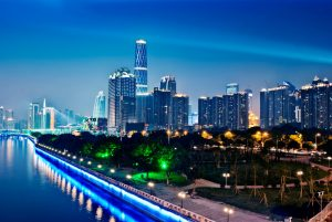 New York to Guangzhou, China for only $420 roundtrip
