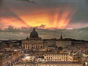 Accra, Ghana to Rome, Italy for only $445 USD roundtrip