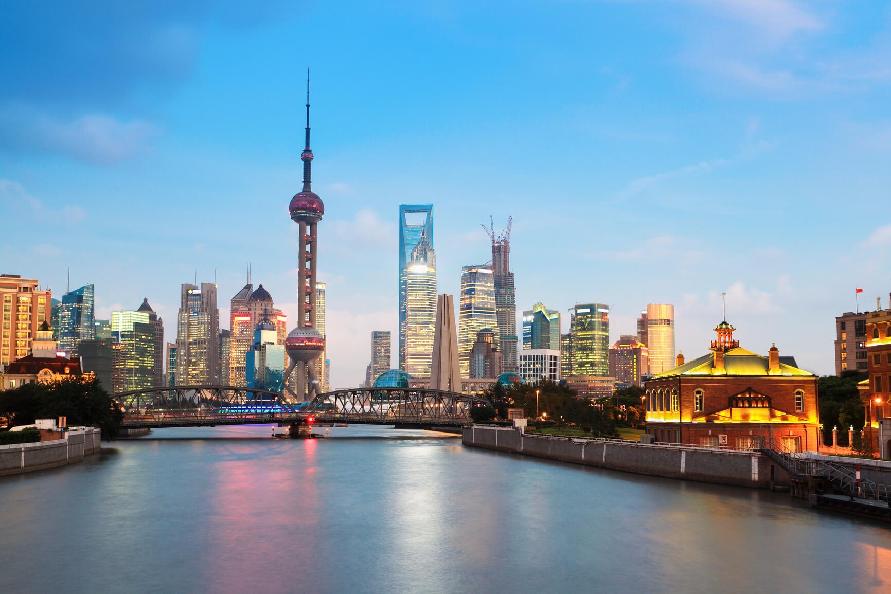 Denver, Colorado to Shanghai, China for only $394 roundtrip