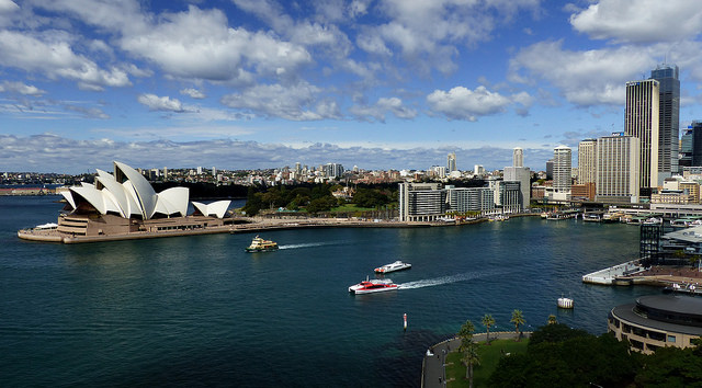 Fiji Airways: San Francisco – Sydney, Australia. $720. Roundtrip, including all Taxes