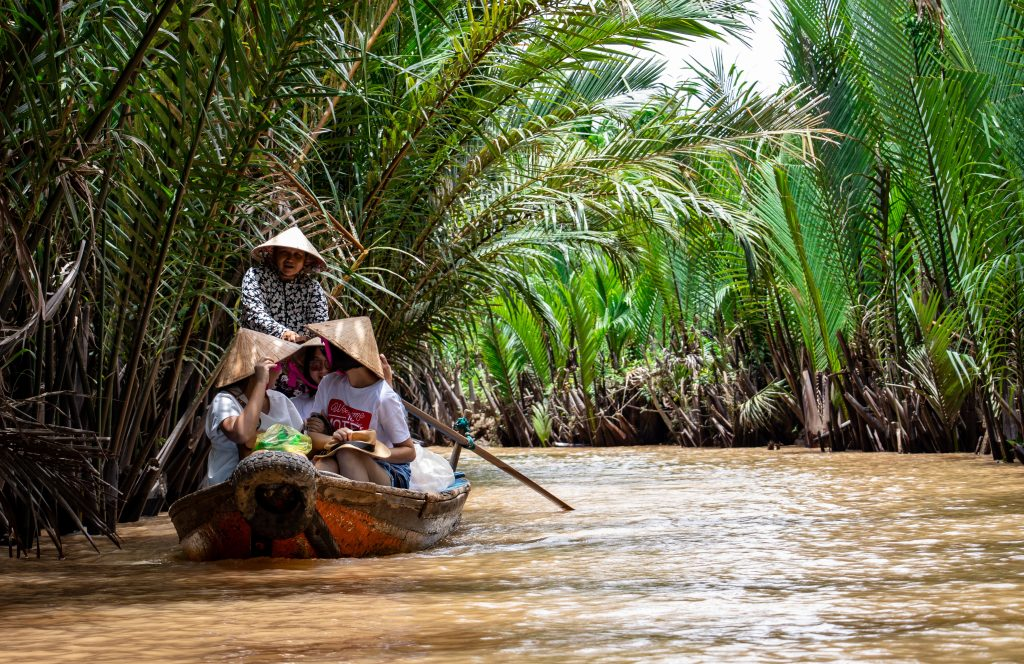 Best 5 destinations for your romantic getaway  in Vietnam and Cambodia