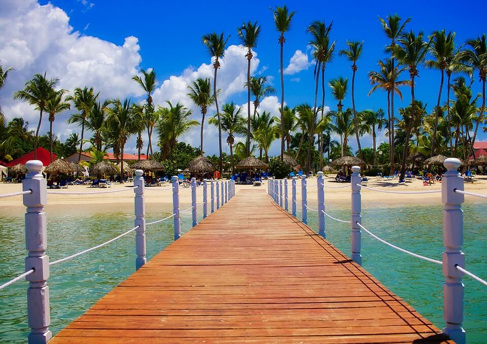 SUMMER: Los Angeles to the Dominican Republic for only $226 roundtrip (Aug-Oct dates)
