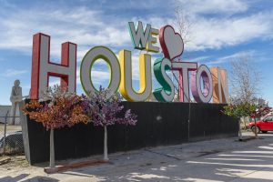 Non-stop from Manchester, UK to Houston, Texas for only £342 roundtrip