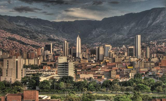 Copa: Portland – Medellin, Colombia. $477. Roundtrip, including all Taxes