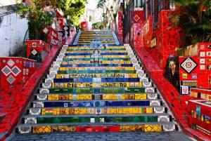 Zurich, Switzerland to Rio De Janeiro, Brazil for only €366 roundtrip
