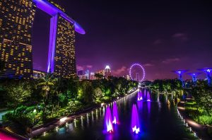 HOT!! New York to Singapore for only $390 roundtrip