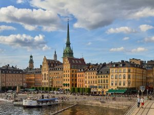 Cheap Flights To Stockholm Sweden From Los Angeles $314