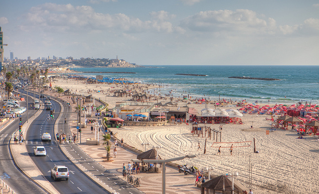 United: San Francisco – Tel Aviv, Israel. $748. Roundtrip, including all Taxes