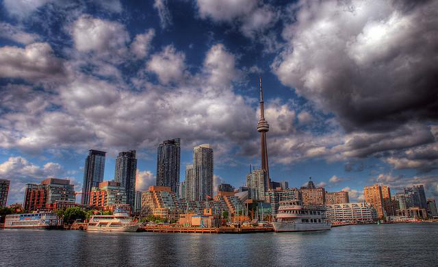 American: San Francisco – Toronto, Canada. $191. Roundtrip, including all Taxes