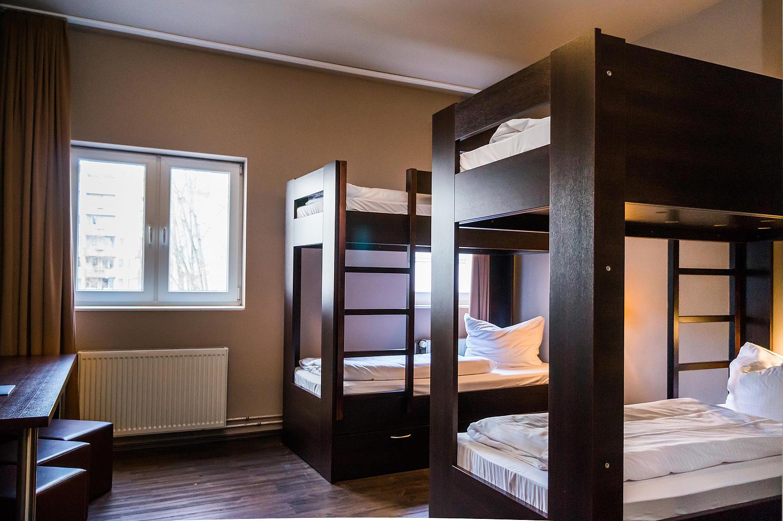 Cheap Hostel Smart Stay Hotel Berlin City $13/night