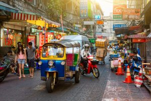 Cheap Flights To Bangkok Thailand From London UK £293