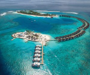 Leading the way for luxury vegan travel in the Maldives