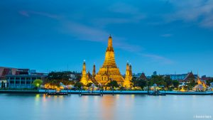 United / All Nippon Airways: San Francisco – Bangkok, Thailand. $536. Roundtrip, including all Taxes