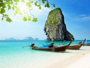 London, UK to Phuket, Thailand for only £313 roundtrip