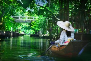 Nice, France to Bangkok, Thailand for only €328 roundtrip