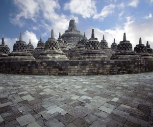 Photograph of the week: Borobudur Temple, Indonesia