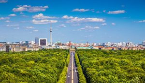 Berlin Looks to the Luxury Sector