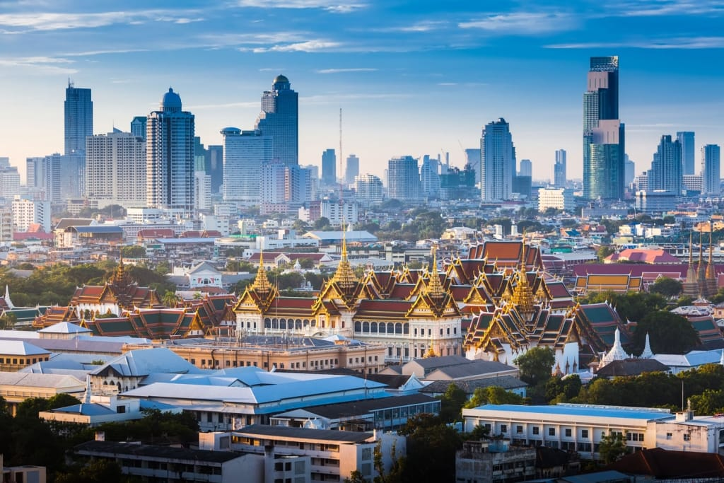 Cheap Flights To Bangkok Thailand From Phuket $40