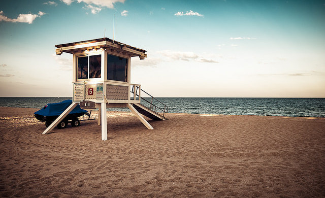 Southwest: Phoenix –  Fort Lauderdale (and vice versa). $215. Roundtrip, including all Taxes