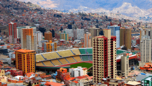 New York to La Paz, Bolivia for only $392 roundtrip