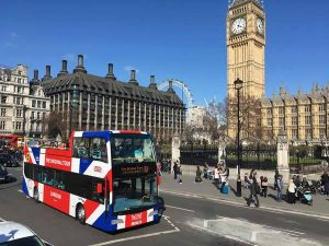 Cheap Flights To London England From Amsterdam Netherlands €43