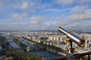 Rio De Janeiro, Brazil to Paris, France for only $519 USD roundtrip
