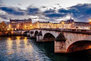 Orlando, Florida to Paris, France for only $389 roundtrip