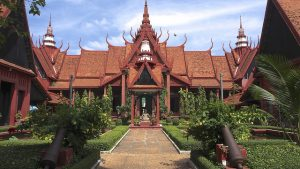 All Nippon Airways: Los Angeles – Phnom Penh, Cambodia. $537. Roundtrip, including all Taxes
