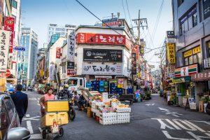 Cheap Flights To Seoul Korea From Los Angeles $387
