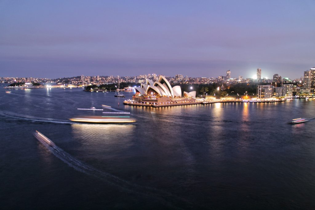 Here's How to Spend a Weekend in Sydney