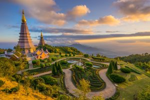 Chicago to Bangkok, Thailand for only $501 roundtrip