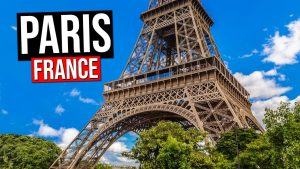 Cheap Flights To Paris France From London UK £43