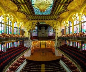 The 5 best theatres in Barcelona