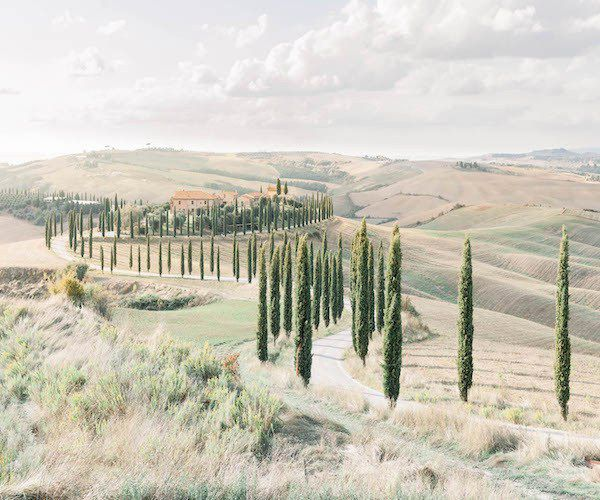 Photograph of the week: Rustic farmhouse in Tuscany