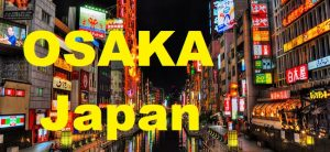 Cheap Flights To Osaka Japan From San Francisco $591