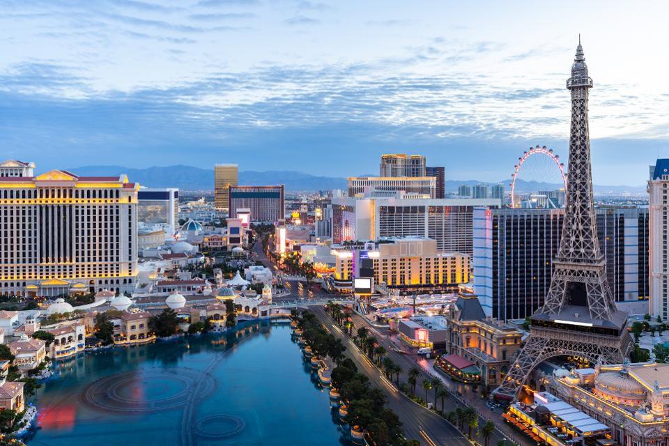 Cheap Flights To Las Vegas From London UK £270 Mar 9-18 2020
