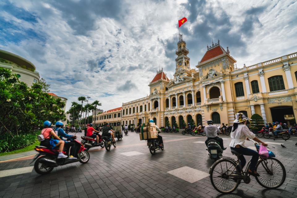 Cheap Flights To Ho Chi Minh City From Seattle $514 Return