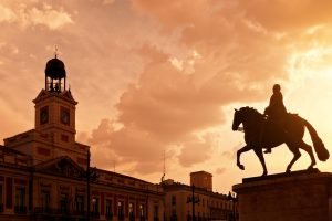 Sao Paulo, Brazil to Madrid, Spain for only $541 USD roundtrip