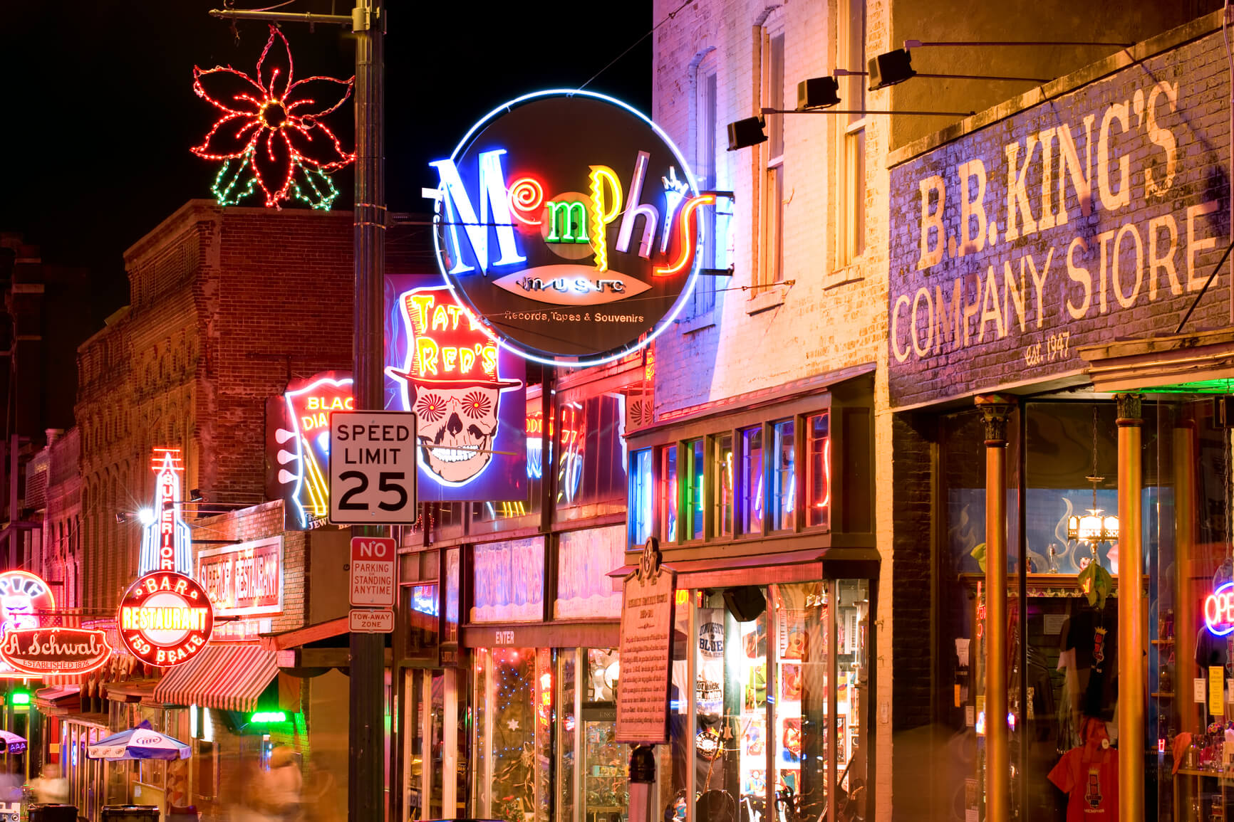 San Juan, Puerto Rico to Memphis, USA for only $305 USD roundtrip
