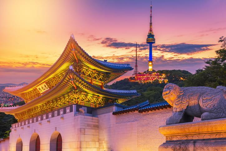 Cheap Flights To Seoul Korea From Hong Kong $153