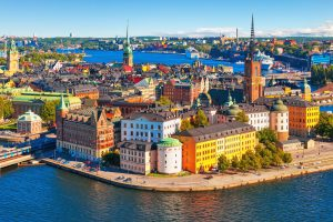 Non-stop from New York to Stockholm, Sweden for only $386 roundtrip