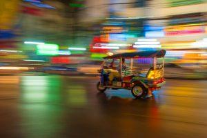 Sofia, Bulgaria to Bangkok, Thailand for only €390 roundtrip